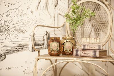 アイデアの城 アリスのホワイトルームの室内の写真