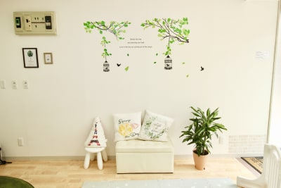 マキラ浅草 キッズ、ママ会、パーティスペースの室内の写真