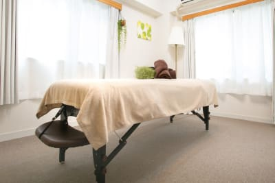 レンタルサロン「パレオ」 レンタルサロン恵比寿の室内の写真