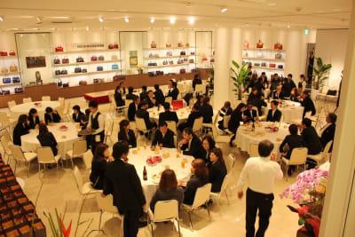 パーティー - イベントホール洛央(大ホール) イベントスペースの室内の写真
