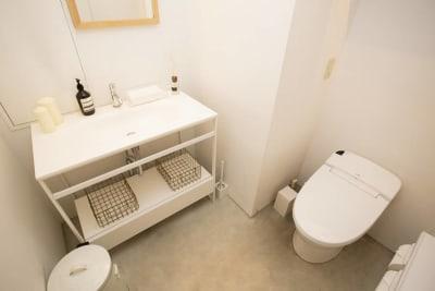 お手洗い全体のお写真です - ホームズ飛騨 103の設備の写真