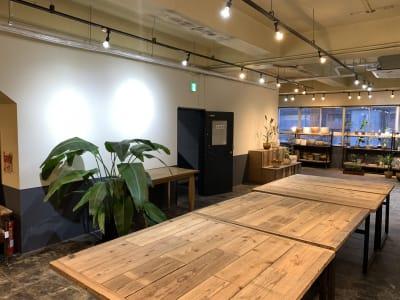 イベントスペース - KLASI COLLEGE 平日利用 スペースのみの室内の写真