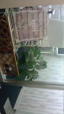 店内はオシャレな飾りや小物が沢山~ - 新宿44ビル内44サロングループ 44ネイルステーション1H500の室内の写真