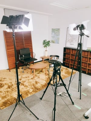 【新宿】知恵の場オフィス 別館 駅近徒歩7分 貸し撮影スタジオ!の室内の写真