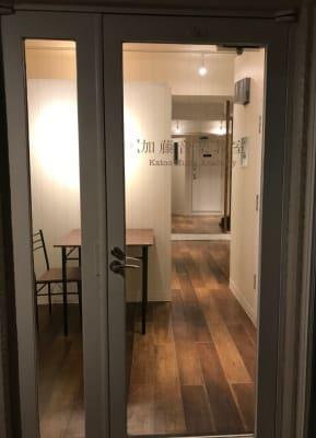 KMA音楽スタジオ 【C studio】の入口の写真