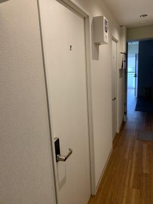 2号室 - wingsky Tokyo 2号室の入口の写真