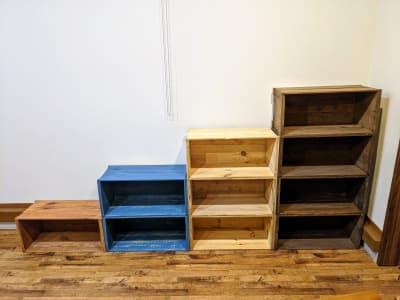 BOX - 貸しスペース ろくさん 貸しスペースろくさんの設備の写真