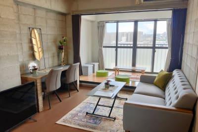 スペース内全体 - お気軽スペース ロイヤルシティ ロイヤルシティ中州の室内の写真