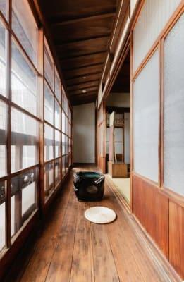 大阪ゲストハウス緑家 ゲストハウス緑家/2階和室の室内の写真