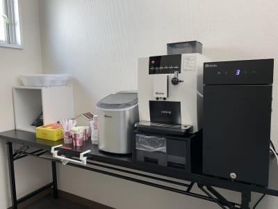 コーヒーメーカー - Espacio(エスパシオ) おしゃれなコワーキングスペースの室内の写真