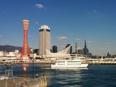 神戸の体表的なシーンの撮影にぴったりです。 - 神戸ベイクルーズ 船の貸切スタジオの外観の写真