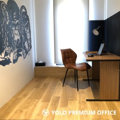 YOLO BASE 【完全個室】テレワークルームの室内の写真