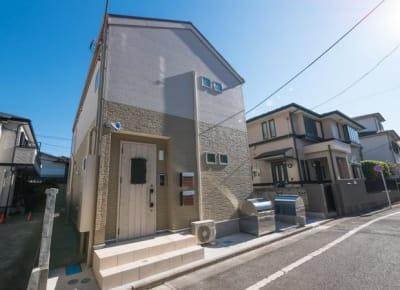 竹ノ塚Ⅵ 205号室の外観の写真