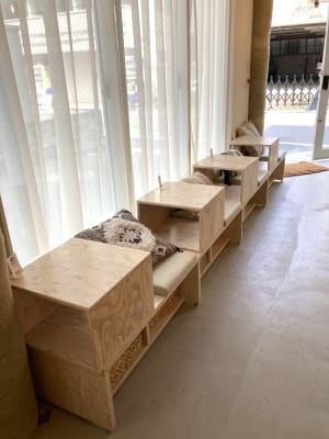 ソファ席 - PLAT295  コワーキングスペース -1の室内の写真