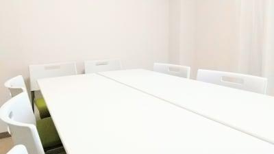 レイアウト例(会議スタイル) - SF京都四条烏丸サテライトの室内の写真