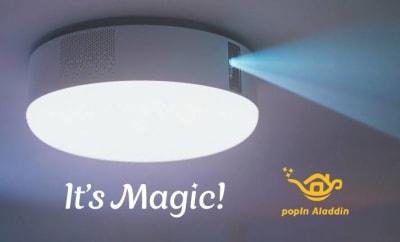 popIn Aladdin 2 導入しました! - SMILE+ずーしばランド天王寺 パーティスペースの室内の写真
