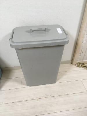 弁当容器、ペットボトル、空き缶が捨てれます。(有料) - 株式会社マインドソフト ああまんぷく堂の設備の写真