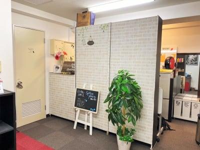 エントランス - 市ヶ谷 Spica Place 個室レンタルワンルームの室内の写真