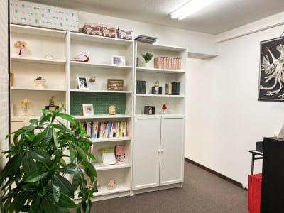 エントランス脇 - 市ヶ谷 Spica Place 個室レンタルワンルームの室内の写真