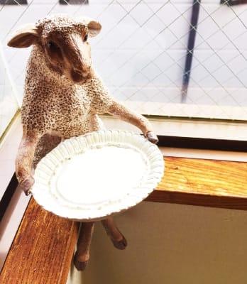 羊のオブジェ - 祐天寺アトリエ2F 10畳B部屋 レンタルサロン・レッスンルームの室内の写真