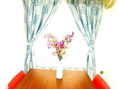 アットホーム ① 上野駅徒歩30秒便利人気静寂個室の室内の写真