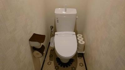 シャワートイレ - Sky 日本橋の室内の写真