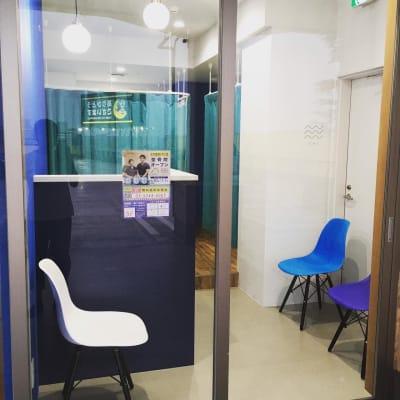 レンタルサロン海 シェア利用プランの室内の写真