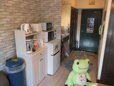 🐸ピクルス・プレミアム 🐸 キッチン付パーティールームの室内の写真