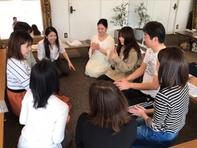 仲良くなる研修・セミナーに - レンタルスペース(美容と健康) レンタルスペース美容と健康の室内の写真