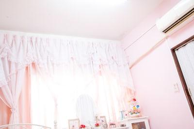 冷暖房完備!エアコンもございます。 - スタジオフェアリー 天満橋店 シャイン2 スタジオの室内の写真