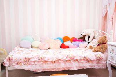 ぬいぐるみ - スタジオフェアリー 天満橋店 シャイン2 スタジオの室内の写真