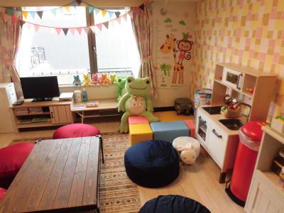 🦒Pickles Park🦒 🐸平日限定・3時間ママ会プランの室内の写真