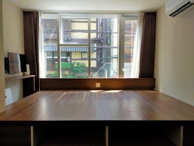CULTI EARL HOTEL レンタルスペースの室内の写真