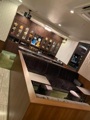 club cherie クラブシェリーの室内の写真