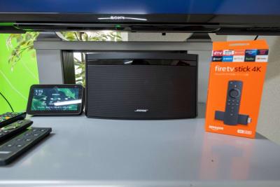 Amazon EchoShow5 と Fire スティック4K - ⚡️リモートベース丸の内⚡️の設備の写真