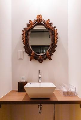 手洗い - 葵禅カフェ&バー 多目的スペースの室内の写真