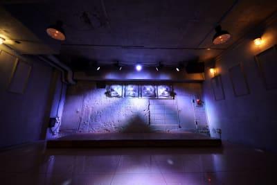 ステージ照明あります1 - GREEN'S LINE 【ステージ有】撮影・配信の室内の写真