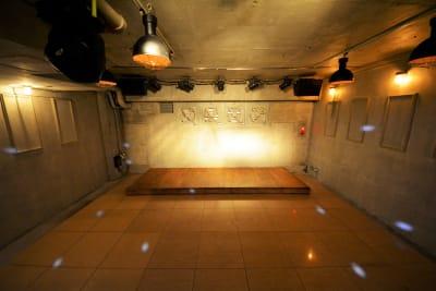 ステージ照明あります2 - GREEN'S LINE 【ステージ有】撮影・配信の室内の写真