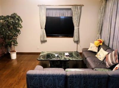 リービング - 葵禅カフェ&バー 100平米超の洋風空間301の室内の写真