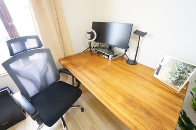 【名古屋東ワークオフィス836】 名古屋東ワークオフィス836の室内の写真