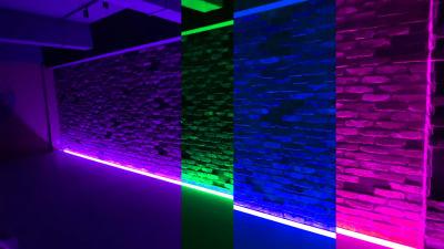 オプション:RGB照明イメージ - DANCE SPACE 007 ダンススタジオ、多目的スタジオの設備の写真