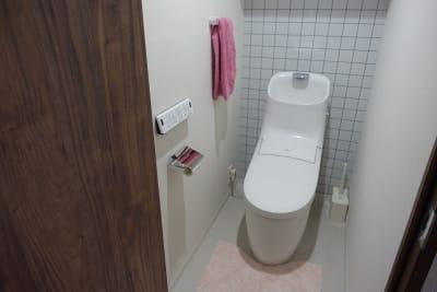 お手洗い② - 川口市kawaguchi レンタルリビングの室内の写真