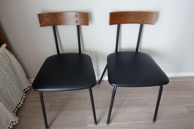 予備の椅子(2脚) - 川口市kawaguchi レンタルリビングの室内の写真