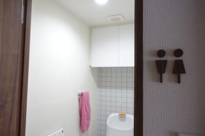 お手洗い① - 川口市kawaguchi レンタルリビングの室内の写真