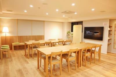 標準レイアウト - FINEDAY浜松町 レンタルスペースの室内の写真