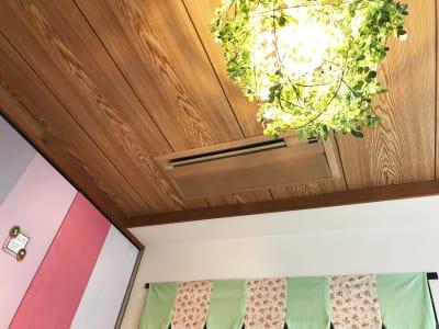 ナチュラルな照明 - リンゴの木 レンタルスペース レンタルスペースの室内の写真