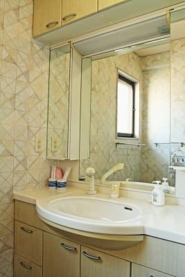 洗面室&お風呂 - 葵禅カフェ&バー 最上階の和風広々空間401の設備の写真