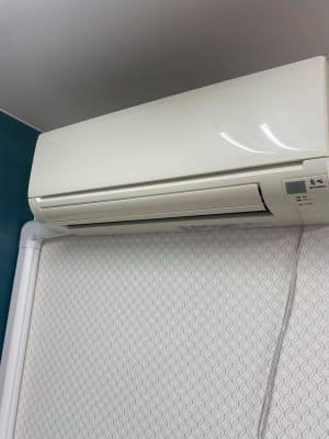 エアコン - 勾当台ハイツ 大部屋(絵本とおもちゃ付き)の設備の写真