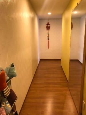 勾当台ハイツ 大部屋(絵本とおもちゃ付き)の入口の写真