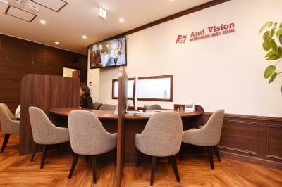 アンドビジョン株式会社 教室1(ピアノスタジオ)の外観の写真